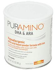 PurAmino Hypoallergenic Amino Acid Based Formula Milk