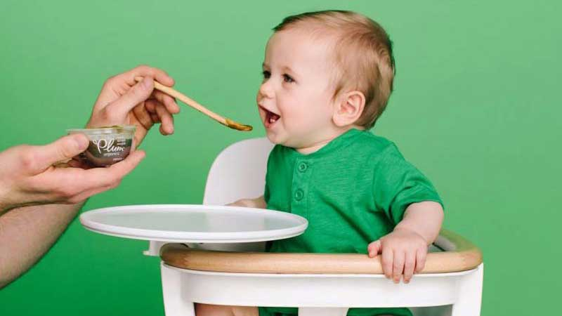 Recommended Organic Baby Food