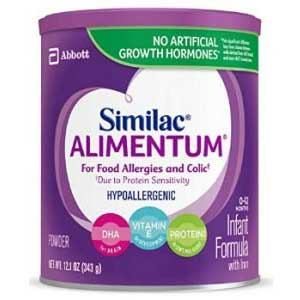 SimilacAlimentum Hypoallergenic Infant Formula for Colic