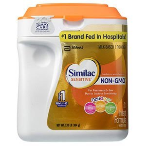 Similac Advance Non-GMO Baby Formula
