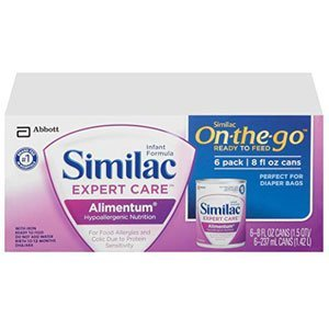 Similac Alimentum Advance Protein Formula for Colicky Babies