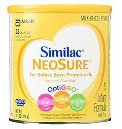 Similac Expert Care Neosure Baby Formula