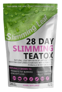 Slimming Leaf 28 Day Slimming Teatox