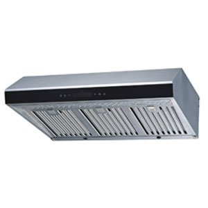 Winflo Under Cabinet Stainless Steel Ducted Kitchen Range Hood