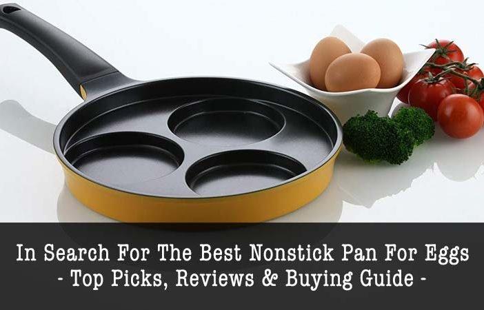 best nonstick pans for eggs
