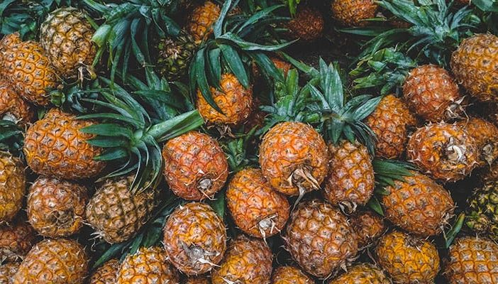 pineapples beneficial health