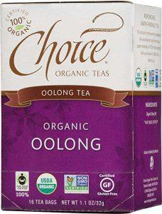 Choice Organic Oolong Tea