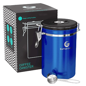 Coffee Storage Container By Coffee Gator