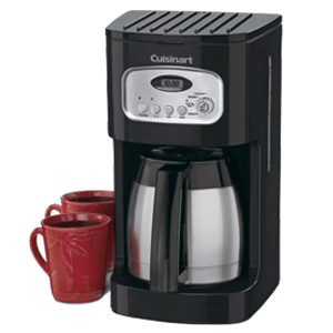 Cuisinart 10 Cup Coffeemaker