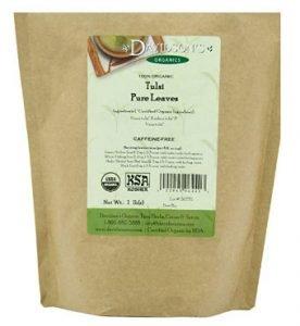 Davidsons Tea, Tulsi Pure Leave for Headache Relief