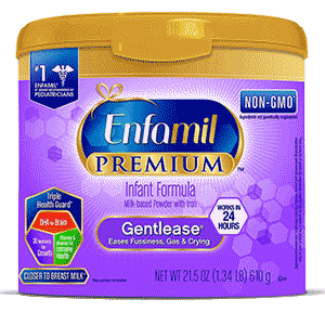 Enfamil Gentlease Powder Baby Formula