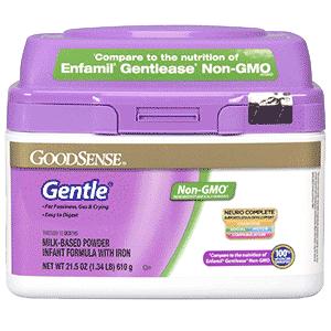 GoodSense GMO Milk Baby Formula