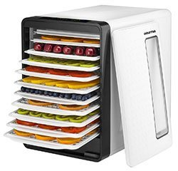 Gourmia Food Dehydrator With Touch Digital Temperature Control