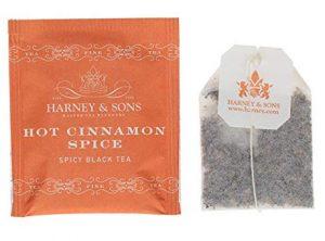 Hamey and Sons Hot Cinnamon Spice Tea