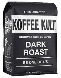 Koffee Kult Dark Roast Coffee for Espresso