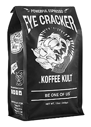 Koffee Kult Eye Cracker Coffee Beans for Espresso