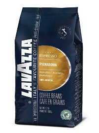 Lavazza Pienaroma Whole Coffee Bean for Espresso