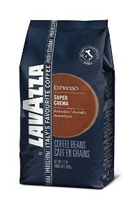 Lavazza Super Crema Coffee Bean for Espresso