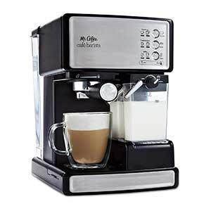 Mr. Coffee Espresso and Cappuccino System