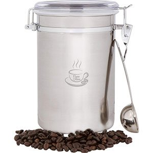 PureJava Large Coffee Storage Container