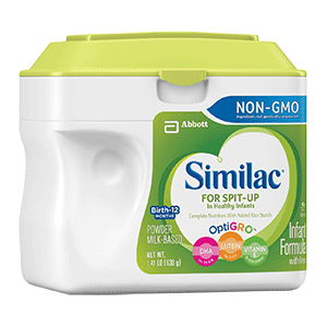 Similac For Spit Up Non GMO Baby Formula