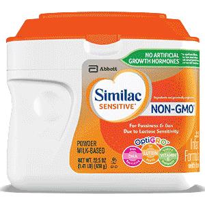 Similac Sensitive Infant Baby Formula