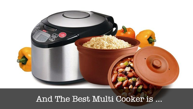 The Best Multi Cooker