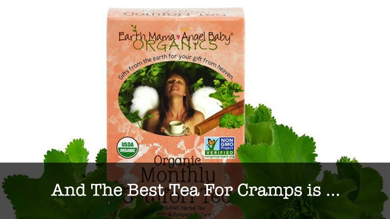 The Best Tea For Cramps
