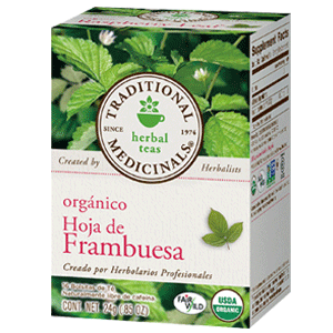 Traditional Medicinals Organic Herbal Tea for Cramps