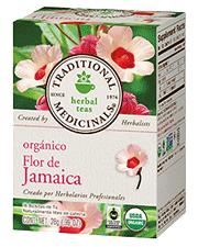Traditional Medicinals Organic Hibiscus Tea