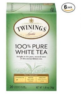 Twinings Fujian Chinese Pure White Tea