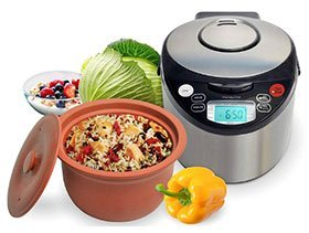 VitaClay Smart Organic Cooker