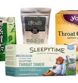 Tea for Sore Throat