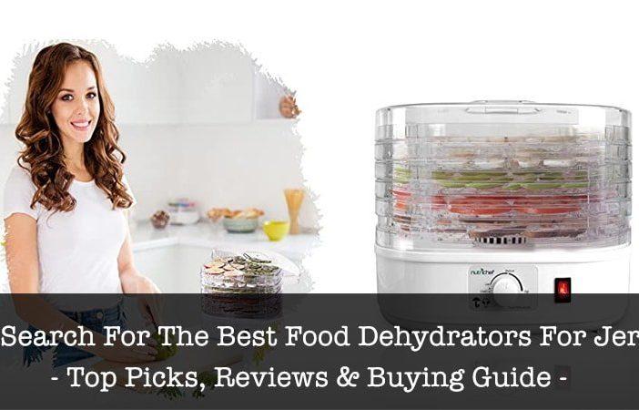 best food dehydrators for jerky