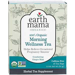 morning wellness tea