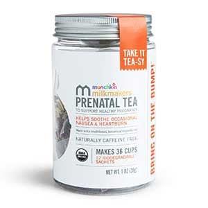 organic prenatal tea