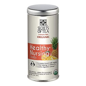 secrets of teas healthy nursing