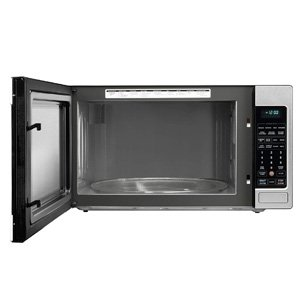 New LG LCRT2010ST Countertop Microwave Oven
