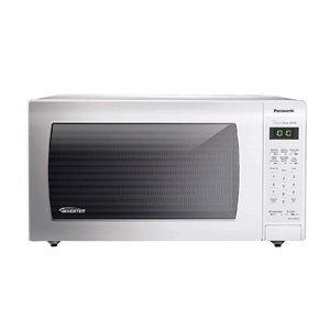 New Panasonic NN-SN736W Countertop Microwave Oven