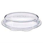 glass microwave plate