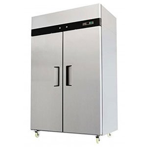WP Restaurant Fridges Side by Side Refrigerator