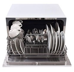 Costway Countertop Dishwasher with 6 Place Settings