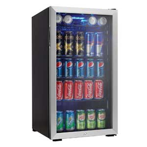 Danby Stainless Steel Refrigerator