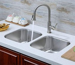 Decor Star 32 Inch Undermount Kitchen Sink