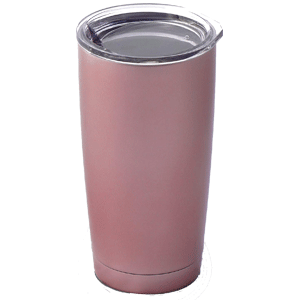Drinkware Essentials Stainless Steel Travel Mug