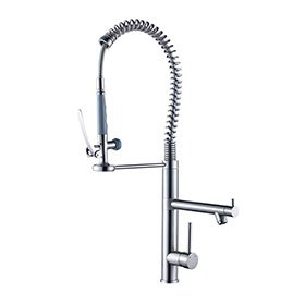 Fapully Touch Kitchen Faucet