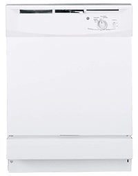 GE Built In 24 Inch Dishwasher