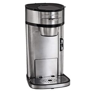 Hamilton Beach 49981A Single Cup Coffee Maker