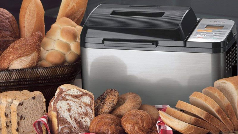 Most Recommended Bread Machines