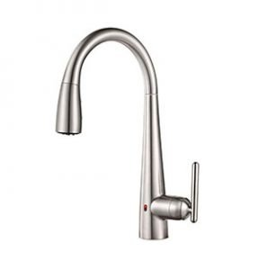 Pfister GT529-ELS Lita Single Handle Pull-Down Touchless Kitchen Faucet